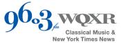 96.3 WQXR New York Times 93.9 WNYC Univision 105.9 La Kalle WCAA