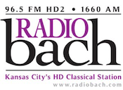 Radio Bach 1660 KUDL KXTR Kansas City 91.5 KANU Classical KMBZ Business Dave Shanin Bloomb