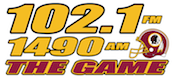 102.1 The Game FM Talk Virginia Beach Norfolk Steve Batton Red Zebra Chair WXTG
