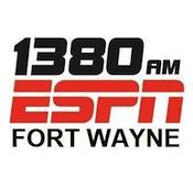 1380 ESPN WKJG Fort Wayne Froggy 106.7 WFGA 1190 92.3 WOWO