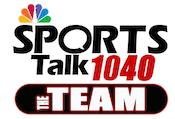 ESPN Sports Talk Sportstalk 1040 1080 The Team WHBO Tampa Bay WHOO Orlando David Baumann Dan Patrick Whitney Johnson Tuck O'Neill NBC Sports