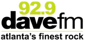 92.9 Dave DaveFM Dave-FM AAA WZGC Atlanta Sports SportsRadio Fan Ticket Score Zone