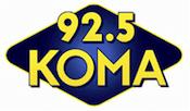 92.5 KOMA Magic 104.1 KMGL 107.7 KRXO 1520 KOKC Renda Oklahoma City Tyler Media 93.3 Jake-FM KJKE