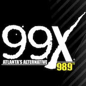 99X 98.9 The Bone W255CJ WNNX Atlanta Project 9-6-1 96.1