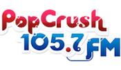 PopCrush 105.7 Pop Crush WQSH Albany Crush-FM CrushFM 90s