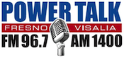 Power Talk 96.7 KALZ 1400 KRZR Fresno Bill Manders Sean Hannity Rush Limbaugh Glenn Beck Guy Haberman Chris Daniel Elliot Johnson