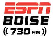 ESPN Boise 730 KINF Newsradio 99.1 KINF-FM 93.1 The Ticket KTIK KTIK-FM Mike Mike Coin Cowherd Scott Van Pelt