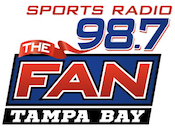 98.7 The Fan WHFS-FM Tampa Jim Rome Todd Wright
