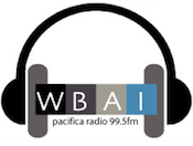 99.5 WBAI Staff Layoffs Shutdown New York Emergency Fundraiser Empire State Building