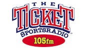 Love 105 The Ticket 105.1 WGVX 105.3 WRXP 105.7 WGVZ Minneapolis CBS Sports Radio Jim Rome