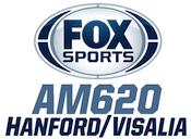 Fox Sports 620 KIGS Hanford Visalia Fresno