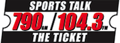 104.3 WAXY-FM Miramar Miami West Palm Beach 790 The Ticket Dan Le Batard Hochman