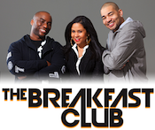 Breakfast Club Power 105.1 WWPR DJ Envy Charlamagne Tha God Angela Yee 103 Jamz WOWI Norfolk V100 WKKV Milwaukee 104.1 The Beat Birmingham
