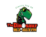 The Dinosaur Radio 103.9 WNDR Mexico Oswego 95.3 Syracuse