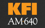 Rush Limbaugh 640 KFI 1150 The Patriot KTLK Los Angeles 910 KKSF 960 KNEW Right Radio San Francisco