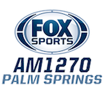 Fox Sports 1270 KFSQ Recuerdo KFUT Palm Springs