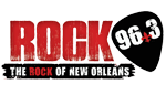 Rock 96.3 Kiss KissFM New Orleans 99.5 WRNO-HD2 92.3 WRKN