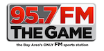 95.7 The Game KGMZ San Francisco Damon Bruce Rise Guys Ric Bucher KNBR