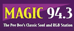 Magic 94.3 The Dam WCMG Florence Classic Soul R&B