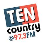 Ten Country 10 TenCountry 10Country 97.3 KOLC Reno Little City 92.5