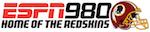 ESPN 980 WTEM 94.3 WWXX 92.7 WWXT 950 WXGI Red Zebra Daniel Snyder Redskins
