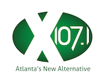 X107.1 X107 Atlanta New Alternative South 107 107.1 WTSH W296BB Rome Cox Media 99X