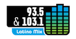 Latino Mix Univision 93.5 103.1 Chicago 99.1 107.1 Dallas 100.3 Phoenix 95.1 San Antonio 99.3 Las Vegas 104.9 Houston