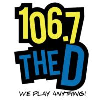 106.7 The D WDTW-FM Detroit Alan Cox
