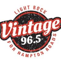Vintage 96.5 WUSH-HD2 Norfolk Light Rock Hampton Roads