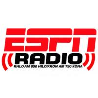 ESPN Hawail Big Island 850 KHLO Hilo 790 KKON