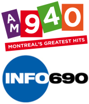 Info 690 CINF AM 940 Greatest Hits News Montreal Quebec Corus CBC