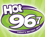 Hot 96.7 Hot967FM WLJY Mix NRG Wausau Stevens Point