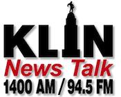 1400 KLIN 94.5 K22 Jack John Drive Time Lincoln Rush Limbaugh NRG Media