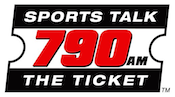 790 The Ticket Smooth 104.3 Miami WAXY WMSF West Palm Beach Dan Lebatard Jason Jackson