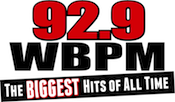 92.9 WBPM Bob Miller Biggest Hits Of All Time Randy Turner