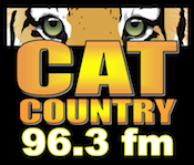 Cat Country 96.3 Max Santa SantaFM KXXN Wichita Falls Cruz CruzFM