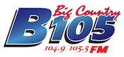 Big Country B105 Z104.9 104.9 WZFC 105.5 The Bone Winchester
