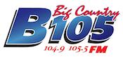 Big Country B105 Z104.9 104.9 WZFC 105.5 The Bone Winchester