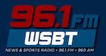 960 96.1 WSBT South Bend JT Mike & Mike ESPN Cowherd 95.7 The Fan WAOR