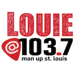 Louie 103.7 St. Louis Rickroll Rock Woody Show