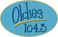 Oldies 104.3 WWOD Ho Ho 104 WECM Keeseville Burlington