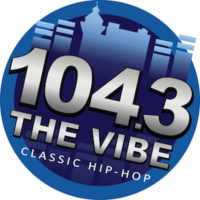 i104.3 104.3 The Vibe Erie W282BY Cumulus Classic Hip-Hop