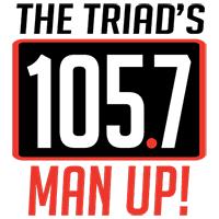 105.7 The Buzz Man Up WVBZ Greensboro Winston-Salem Triad Nikki Sixx Woody & Wilcox
