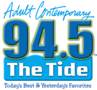Radio Station Sales Translator 94.5 The Tide WYEZ Myrtle Beach