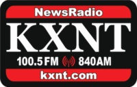 Newsradio 100.5 KXNT-FM Q100 Q100.5 840 KXNT Las Vegas