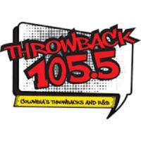 Throwback 105.5 Columbia W288CX WCOS-HD2 iHeart Classic Hip-Hop