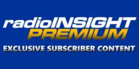 RadioInsight Premium Exclusive Subscriber Content