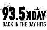 Wild 93.5 KDAY Classic Hip-Hop Back In The Day KDEY Los Angeles