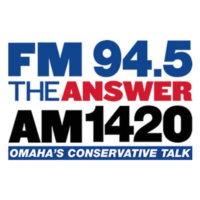 1420 94.5 The Answer KOTK Omaha El Pez Hugh Hewitt