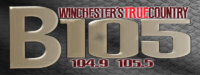 B105 104.9 WZFC 105.5 WXBN Winchester True Country